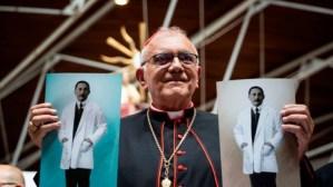 Cardenal Baltazar Porras: Fiesta litúrgica del Dr. José Gregorio Hernández podría ser el #26Oct (Video)