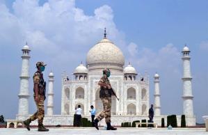 Evacuaron el Taj Mahal en India por un falso aviso de bomba