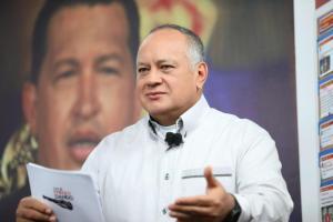 Lo que dijo Diosdado sobre el supuesto estadounidense detenido con un dron en Táchira