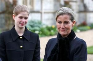 El regalo especial que Felipe de Edimburgo le dejó a su nieta más joven
