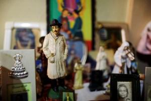 Revelaron imágenes de José Gregorio Hernández en placa de un sobreviviente de hemodiálisis