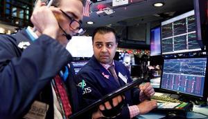 Wall Street abre en rojo y el Dow Jones baja un 0,28 % pendiente de resultados