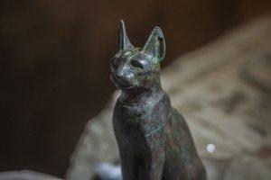 ¿Por qué los antiguos egipcios estaban obsesionados con los gatos?