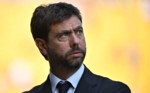 Las acciones de la Juventus cayeron por el traspié de la Superliga