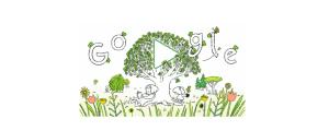 """¡Cuida tu planeta! El """"Doodle"""" de Google conmemora el Día de la Tierra este #22Abr (Video)"""