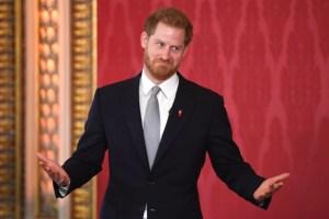 """El nuevo título de trabajo del príncipe Harry significa """"pene"""" en japonés"""