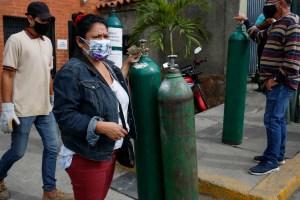 Chavismo contabilizó poco más de mil contagios con foco en Caracas