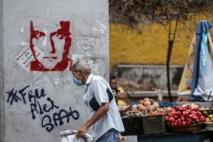 """Comunicado del régimen chavista promete """"acciones"""" tras extradición de Alex Saab"""