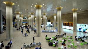 Israel canceló tráfico aéreo y desalojó el aeropuerto de Tel Aviv (VIDEO)