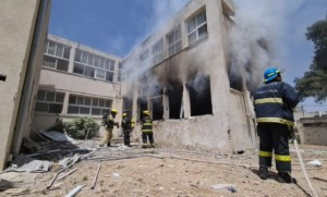 Israel suspenderá clases presenciales tras incremento de ataques