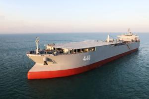 ¿Cambio de órdenes? El supuesto destino que tendrían los buques de guerra iraníes