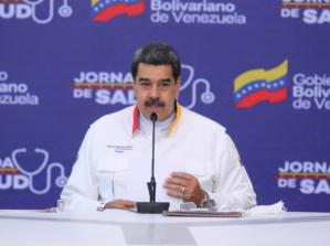 Maduro prometió la llegada de la vacuna Sputnik Light, de una sola dosis