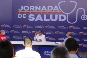 """Con unas """"mega elecciones"""", Maduro alabó postura del írrito CNE a su servicio"""