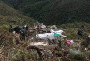 Piloto de avioneta siniestrada en Táchira tenía antecedentes por narcotráfico