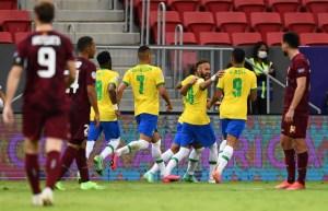 Brasil reportó 41 casos de coronavirus en la Copa América