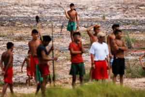 Brasil desplegará fuerza especial para proteger a los Yanomami de los mineros de oro ilegales
