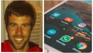 Tomás Gimeno envió un audio de Olivia a la madre de las niñas antes de matarlas