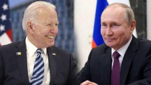Biden y Putin se reúnen cara a cara por primera vez: ¿Qué se espera de la cumbre y qué temas se discutirán?