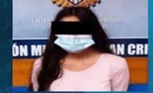 Presa por acusar falsamente a un primo de haberla violado en Táchira