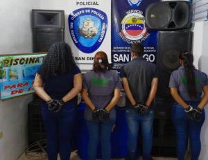 """Con puños, detenidos y sin licencia de licores: Así terminó una """"corona party"""" en Carabobo (FOTO)"""