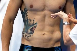 ¡BRUTAL! Estos son los tatuajes más creativos de los atletas en los Juegos Olímpicos (FOTOS)