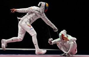 Rubén Limardo se despide de Tokio 2020: Eliminado en su debut olímpico