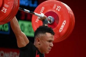 Luis Mosquera se cuelga la plata y da a Colombia su primera medalla en Tokio 2020
