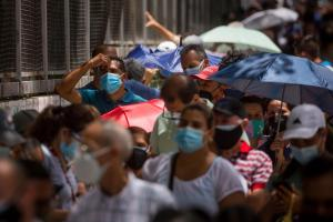 Vargas, epicentro de una jornada con más de mil 200 nuevos casos por Covid-19