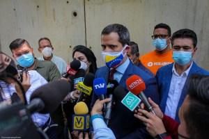 EEUU y Guaidó coordinan estrategia diplomática en nueva ronda de diálogo con Maduro