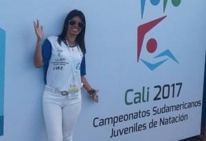 Anabell Ortiz, la venezolana que participa como juez en los Juegos Olímpicos