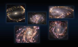 """Detectan un raro fenómeno en el corazón de la galaxia """"Centaurus A"""""""