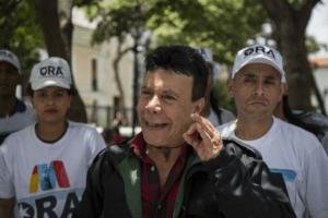 Falleció Luis Reyes, líder del partido chavista ORA