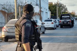 Con drogas y armas, cayeron 10 presuntos miembros del Cártel de Sinaloa en Quintana Roo