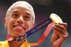 """Yulimar Rojas da """"sangre nueva"""" a Sudamérica, dice vicepresidenta de World Athletics"""