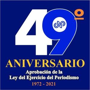 El CNP seccional Caracas conmemora 49 años de la promulgación de la ley de ejercicio del periodismo