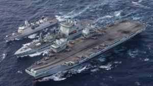 Inician los ejercicios navales más grandes en EEUU desde los tiempos de la Guerra Fría