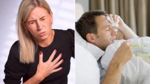 Los síntomas de Covid-19 difieren en rangos de edades y entre hombres y mujeres