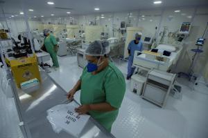 Brasil superó la barrera de los 20 millones de contagios por Covid-19