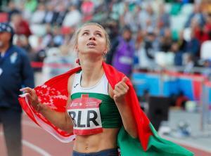 Atleta bielorrusia Tsimanouskaya llegó a Varsovia bajo asilo humanitario