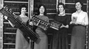 Las mujeres que programaron la primera computadora electrónica de EEUU