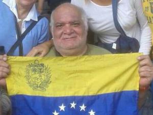 Juan Guaidó expresó sus condolencias por la muerte del activista José Dacre
