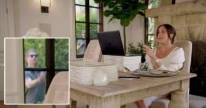 Harry se cuela en una grabación de Meghan por su cumpleaños haciendo payasadas en el fondo (VIDEO)