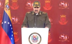 Maduro se disfrazó de militar pero volvió a ausentarse de otro acto en Fuerte Tiuna