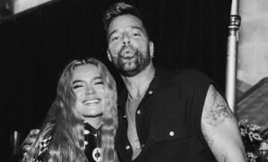 """""""Sería fantástico"""": Ricky Martin y Karol G podrían lanzar algo juntos"""