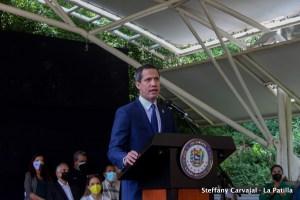 Guaidó: Quienes colaboran con la democracia saben de la posibilidad de lograr un Acuerdo de Salvación Nacional