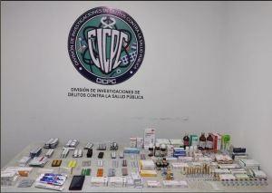 Atraparon a supervisora de almacén por hurto de medicamentos del Ivss en Vargas
