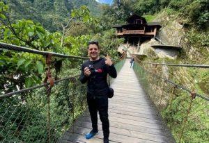 Rutas de Encanto: El canal que usa un venezolano en Quito para mostrar las bondades de Ecuador (Video)