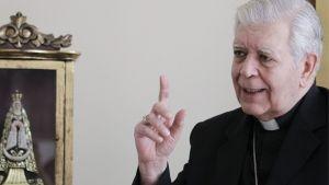 """""""Trabajó por la fe y los más necesitados"""": Guaidó lamentó el fallecimiento del Cardenal Jorge Urosa Savino"""