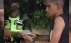 La excusa del Cicpc que arrolló a tres personas en autopista Caracas – La Guaira (Video)