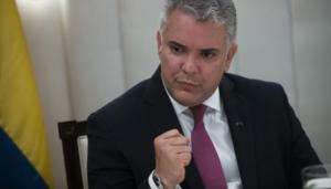 Iván Duque: Extradición de Alex Saab es un triunfo en la lucha contra el narcotráfico